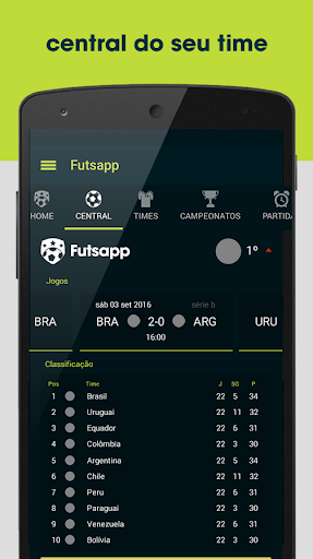 Futsapp - Resultados Online screenshot 3
