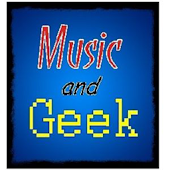 Music and Geek vôtre web radio