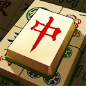 Mahjong Classic: Tile matching solitaire icon