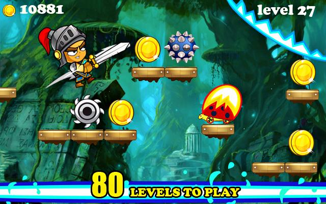 Temple Jungle Adventure screenshot 4