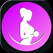 اللياقة البدنية للمرأة: المرأة تجريب في الصفحة الر APK