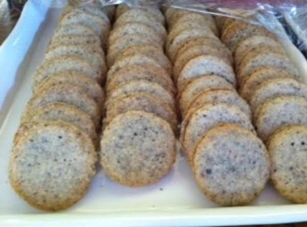 Hazelnut Nutella Sandwich Cookies