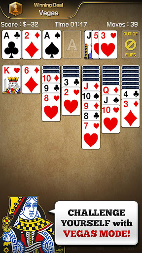 Solitaire Grand Royale : Klondike android2mod screenshots 8