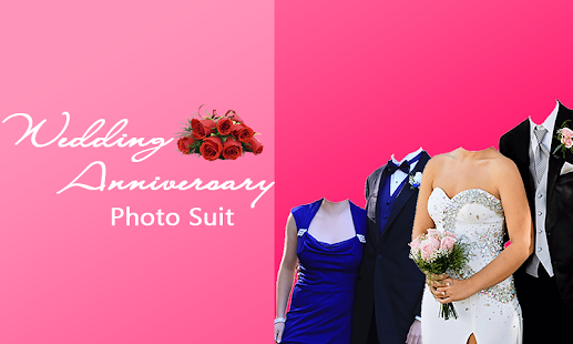 Wedding anniversary photo suit apps on google play