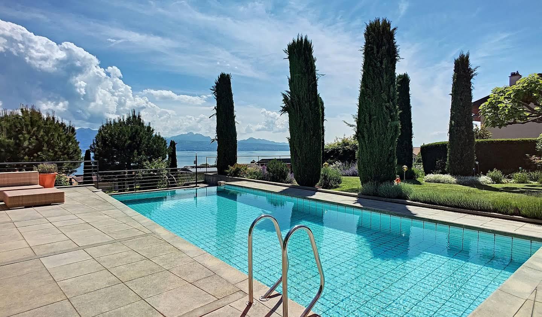 Maison avec piscine Lutry