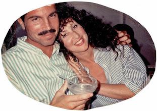 Photo: Gerald and Trisha Posner, Caramba @ New York City, early 1980s