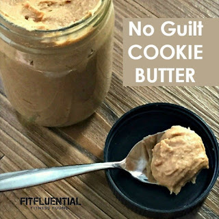 Healthy Cookie Butter