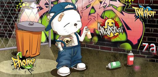 Tema Graffiti Keren Kartun Aplikasi Di Google Play