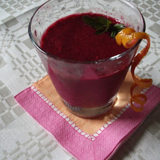 Berried Treasure Smoothie.