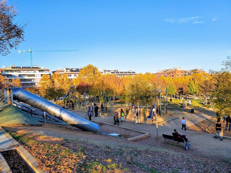 Foto Parque del Turó de Can Mates 19