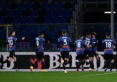 Coupe d'Italie : L'Atalanta élimine la Lazio et file en demi-finale, la Juventus fait un carton