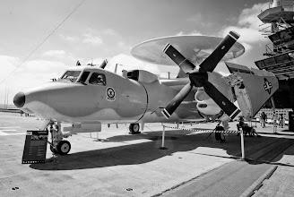 Photo: E-2 Hawkeye