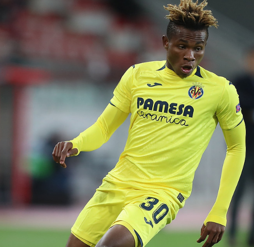 Samuel Chukwueze. Picture: WIKICOMMONS