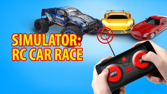 RC Car Race. Simulator - náhled
