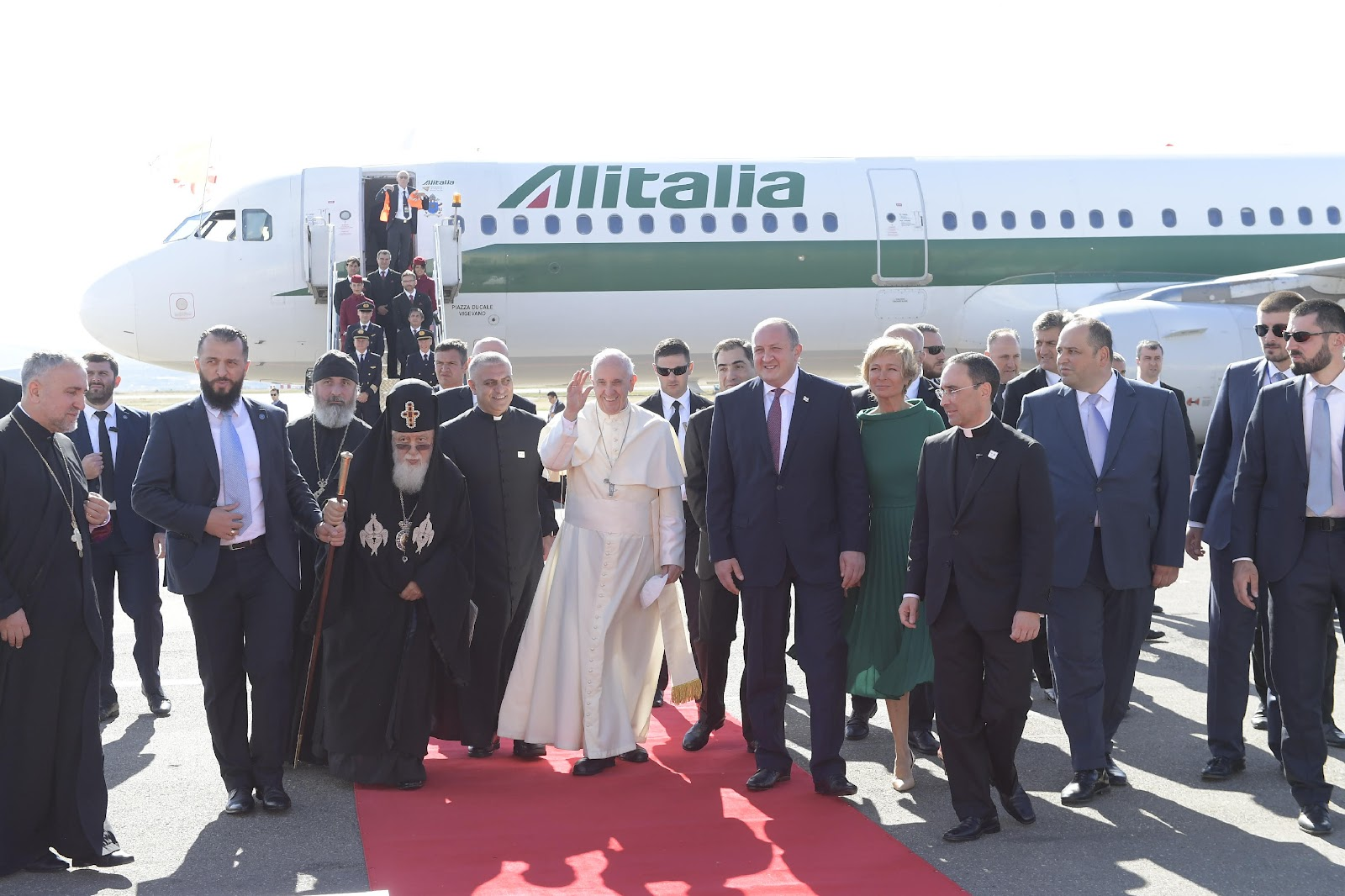 PHỎNG VẤN RIÊNG: Trước khi đáp chuyến bay giáo hoàng đi các Tiểu Vương quốc Ả-rập Thống nhất, ZENIT có cuộc nói chuyện với Đại diện Tông tòa của Nam Ả-rập Đức Giám mục Phaolô Hinder