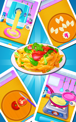 Cooking Pasta In Kitchen 1.0.5 screenshots 4