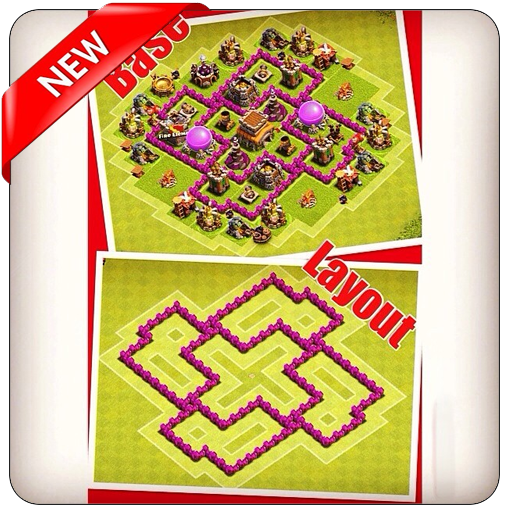 Thropy Base Map COC