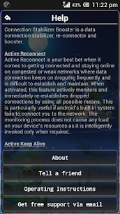 Connection Stabilizer Booster 2.4.3 APK Mod for Android 3