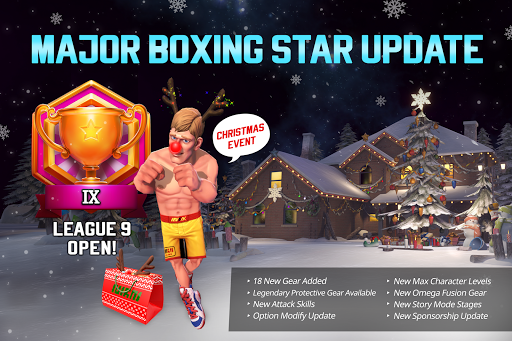Boxing Star 1.4.0 Cheat screenshots 1