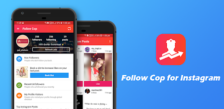 دانلود Unfollowers for Instagram, Follow Cop