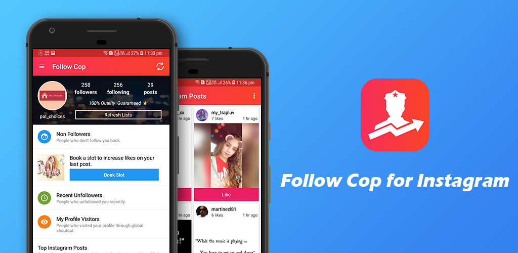 Download Unfollowers for Instagram, Follow Cop APK latest