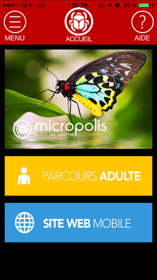 Micropolis pour adultes- screenshot