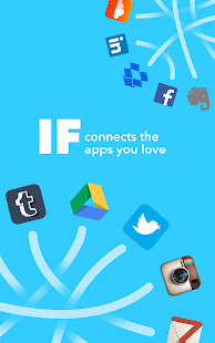 IF by IFTTT- screenshot thumbnail