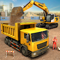 City Construction Truck Game icon