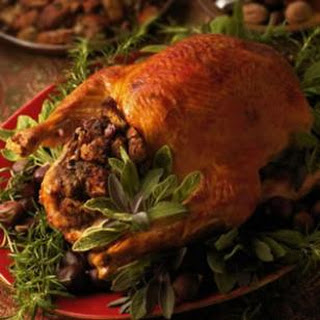 Chestnut Stuffing For Roast Chicken Recipes