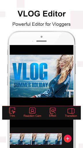 Vlog Star for YouTube - free video effect editor 2.5.7 screenshots 1