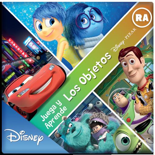 Disney Los Objetos RA