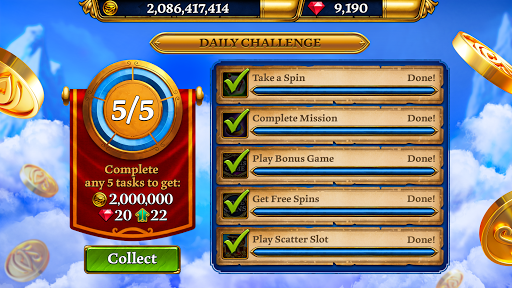 Jackpot Slot Machines - Slots Erau2122 Vegas Casino 1.62.1 screenshots 8