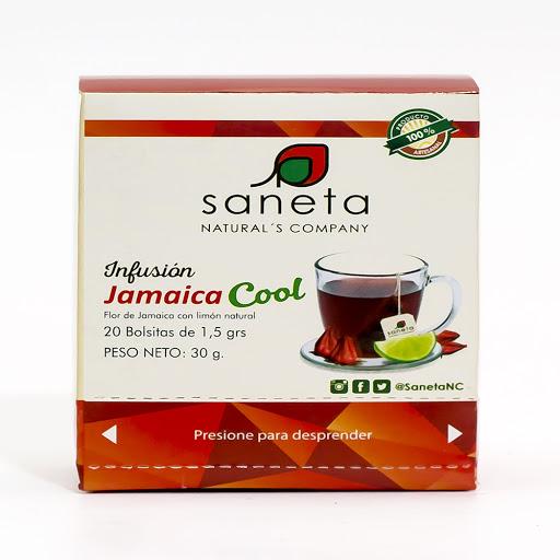infusion jamaica cool saneta 30g