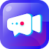 Meet New People via Free Video Chat - Moon Live 1.0.3