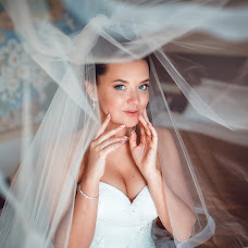 Wedding photographer Tatyana Kalishok (Midnight). Photo of 06.11.2016