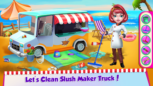 My Beach Slush Maker Truck 1.3 21