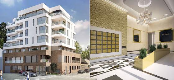 Vente appartement 4 pièces 95,57 m2