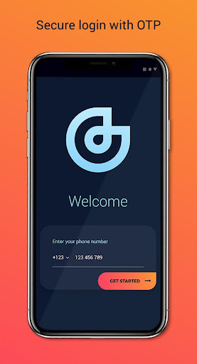 Glamster   The All-In-One Smart Messaging DApp!  screenshots 1