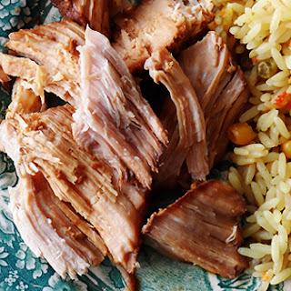 Slow Cooker Oriental Pork Roast
