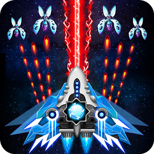 Space Shooter: Galaxy Attack v1.388 MOD APK Unlimited Diamonds
