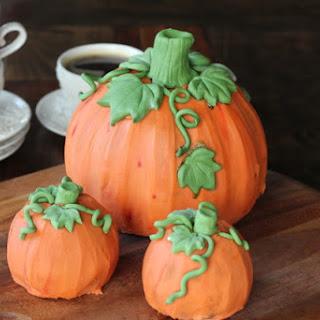 Pumpkin Cake.