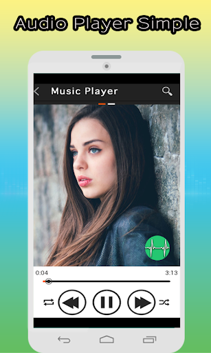 Audio Player Simple