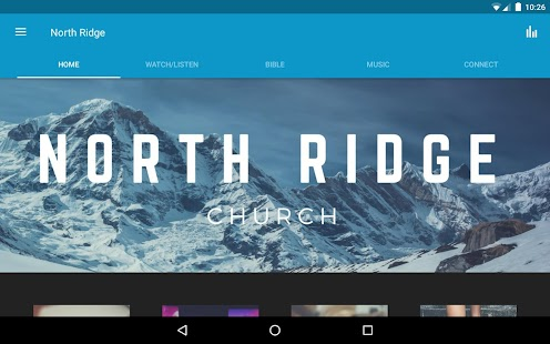 North Ridge Church Asheboro- screenshot thumbnail