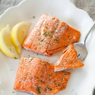 How to Cook Salmon in the Oven Recipe
