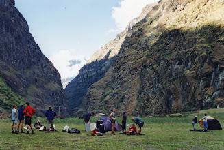 Photo: 12 - 11 -1995 Kamp 4 Tal.