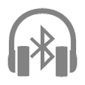 Bluetooth by Audio (Battery) icon