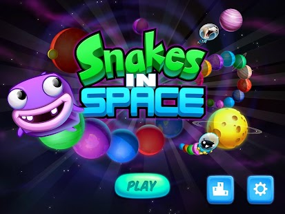 Snakes in Space- screenshot thumbnail