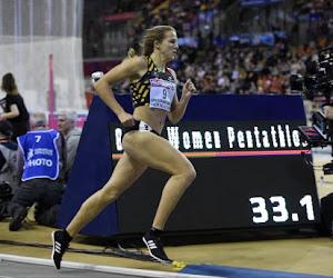 Hanne Maudens en a terminé avec son pentathlon