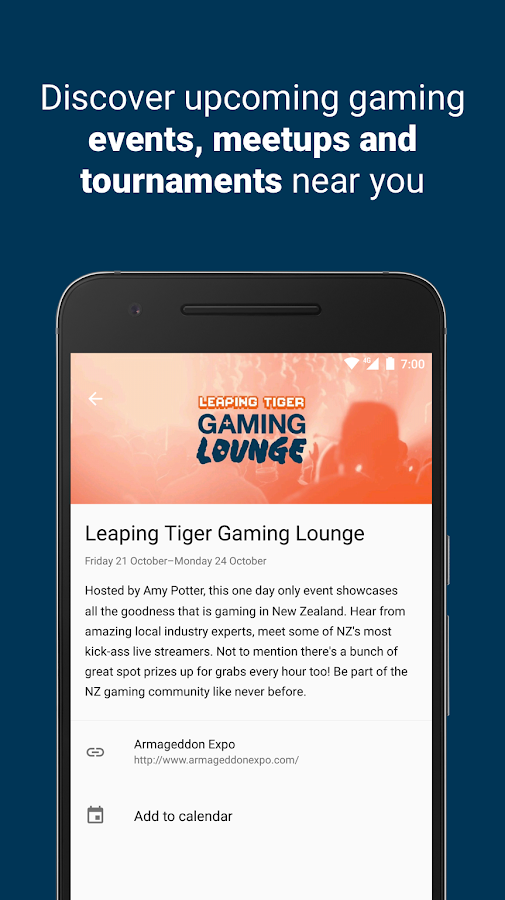 Leaping Tiger- screenshot
