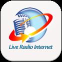 Live Radio Internet icon